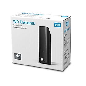 Ổ cứng ngoài WD Elements 4TB usb 3.0 desktop - Hàng chính hãng