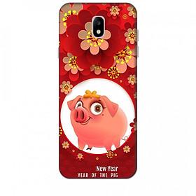 Hình đại diện sản phẩm Ốp lưng dành cho điện thoại SAMSUNG GALAXY J7 PRO Happy New Year Mẫu 2