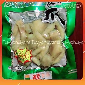 Chân gà cay yuyu đồ ăn vặt Trung Quốc siêu ngon