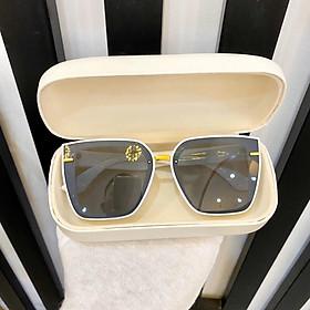 Mắt kính thời trang nam nữ chống tia UV Cao Cấp BDDR9909