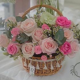 Hoa Giỏ GỬI NGƯỜI TÔI YÊU