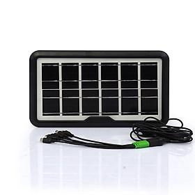 Tấm Pin năng lượng mặt trời đa năng SUNTEK 638 6V/3.8W - Hàng chính hãng