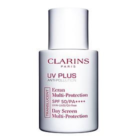 Clarins UV PLUS 50/PA++++ - Kem Chống Nắng Bảo Vệ Tối Đa Cho Mọi Loại Da