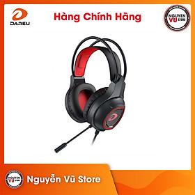 Tai Nghe DAREU VH350se (Jack USB + 3.5) - Hàng chính hãng