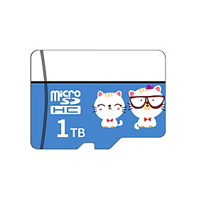 TF Card 1TB Micro SD Card Class 10 TF Card High Speed Memory Card for Mobile Phone Tablet Camera Dashcam Monitor