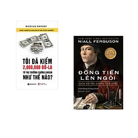 Combo 2 cuốn sách: Tôi Đã Kiếm 2.000.000 Đô La Từ Thị Trường Chứng Khoán Như Thế Nào  + Đồng Tiền Lên Ngôi (Bìa Cứng)