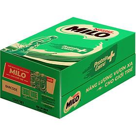 Sữa Lúa Mạch Nestlé MILO Teen Protein Canxi (24 x 210ml)