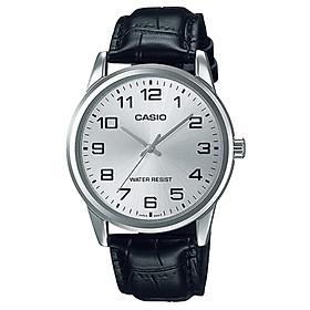 Đồng hồ nam dây da Casio MTP-V001L-7BUDF