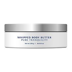 Bơ Dưỡng Thể - Origani Whipped Body Butter Pure Tranquility 250g - Có Chứng Nhận Hữu Cơ - Xuất Xứ Từ Úc -Làn da lập tức được nuôi dưỡng sáng rạng rỡ.
