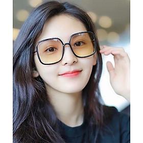 Kính nữ hợp thời trang phong cách Hàn Quốc LUX201, chống chói, chống tia UV400 - Hàng chính hãng