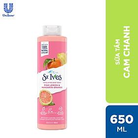 Sữa Tắm St.Ives Cam Chanh 709ml- 100756362 - 077043355404