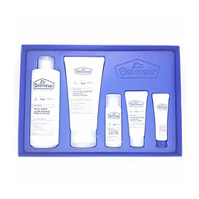 Bộ Dưỡng Phục Hồi Da The Face Shop Dr.Belmeur Daily Repair Skincare Set (200+120+30+20+10ml)