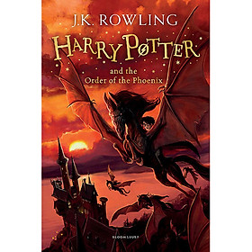 Harry Potter And The Order Of The Phoenix (Harry Potter và Hội Phượng Hoàng) (English Book)