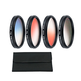 JY ND FLD UV MC Grad Round Gradient Filter 52mm 58 67 55 77 mm for Nikon Canon EOS 7D 5D 6D 50D 60D 600D d5200 d3300 d3200 Specification:37MM