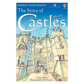 Usborne Young Reading Series Two: The Story of Castles + CD