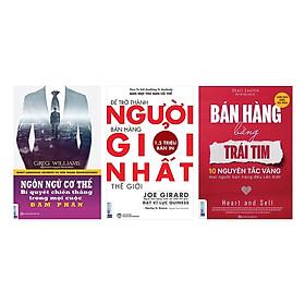 Combo Nghệ Thuật Bán Hàng (Tặng Kho Audio Books)