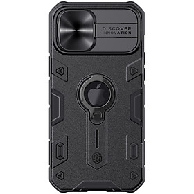 Ốp Lưng Nillkin CamShield Armor Cho iPhone 12 & 12 Pro / iPhone 12 Pro Max - Hàng Nhập Khẩu