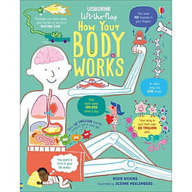 Lift-the-flap How Your Body Works
