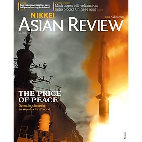 [Download Sách] Nikkei Asian Review: The Price of Peace - 32.20, tạp chí kinh tế nước ngoài, nhập khẩu từ Singapore