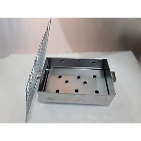 Bếp nướng than vuông có vĩ nướng 25x35cm cở đại