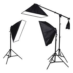 Bộ Kit Studio 3 Đèn LED360 60W 5500K