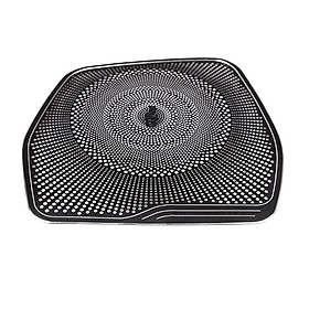 Car Styling Audio Speaker Dashboard Loudspeaker Cover Stickers Trim for C Class W205 C180 C200 C260 2015-2018 GLC