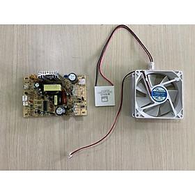 Combo BOARD - QUẠT - CHIP dùng cho tất cả máy lọc nước nóng lạnh RO, cây nóng lạnh (KANGAROO, SUNHOUSE, KAROFI,...)