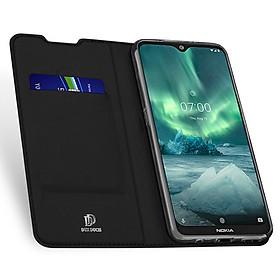 Bao da Nokia 7.2 Dux Ducis Skin khung mềm - siêu mỏng - siêu mịn - Hàng chính hãng
