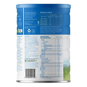 Sữa Bột Bellamy's Organic Số 1 (900g)-2
