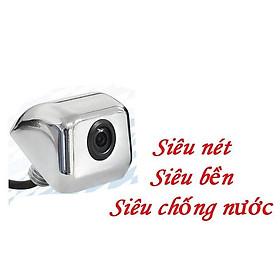 Camera lùi Tam giác đèn Led cao cấp chuyên ban đêm, chống nước, chống bám bụi, độ bền cao, sản phẩm cần thiết cho ô tô