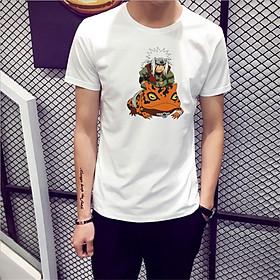 Áo Thun Nam Cực Hot - Chất Cotton - Dáng Body Thời Trang Hàn Quốc Giá Rẻ Cực Đẹp Kiểu Dáng Năng Động Cá Tính Siêu Hot Phù Hợp Đi Làm, Đi Chơi ANM-136 Naruto