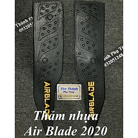 Thảm nhựa dành cho xe Air Blade 2020