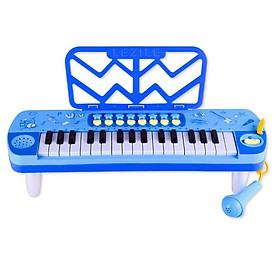 Đồ Chơi Giải Trí Đàn Organ Phát Nhạc Cho Bé 3206 Kèm Mic Siêu Hot