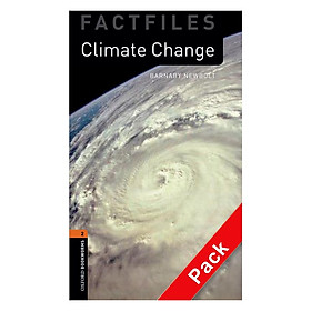 Oxford Bookworms Library (3 Ed.) 2: Climate Change Factfile Audio CD Pack