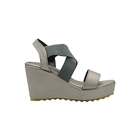 Hình đại diện sản phẩm Giày Sandal Nữ Đế Xuồng Cindydrella C283Chi