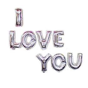 BÓNG BAY CHỮ I LOVE YOU