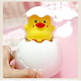Quả Trứng Nở Ra Con Vật Siêu Dễ Thương Cho Bé Yêu Thu Hút Sự Chú Ý Của Bé Và Làm Cho Bé không Khóc Khi Tắm.