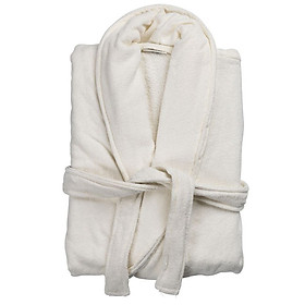 Áo Choàng Tắm JYSK Cotton Terry Tibro Kronborg Màu Tự Nhiên (SM)