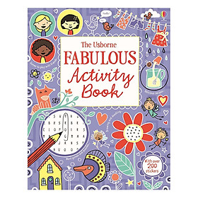 Usborne The Fabulous Activity Book