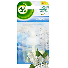 Lọ tinh dầu thiên nhiên Air Wick Cool Linen & White Lilac 19ml QT001035 - hoa tử đinh hương