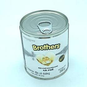 Sữa Đặc Chế Brothers Trung Nguyên - Dành cho Pha Cà Phê( Lon 390gam)