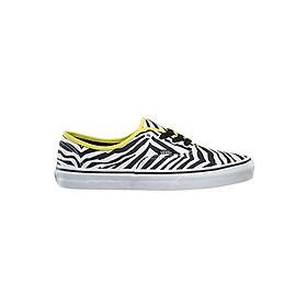 Giày Vans Nữ Authentic VN0A38EMQ9R (Zebra) Green sheen/ True white