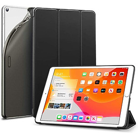 Bao da dành cho iPad Gen 7 10.2 2019 ESR Rebound Slim Smart Case_ Hàng Nhập Khẩu