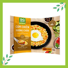 Cơm Chiên Dương Châu SG Food Túi 250g
