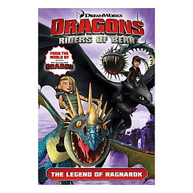 Dreamworks' Dragons: Riders of Berk: The Legend of Ragnarok (How to Train Your Dragon TV) Volume 5 (Paperback)