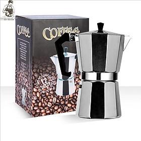 Ấm, Bình Pha Cà Phê Moka Pot Espresso Tại Nhà
