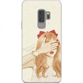 Hình đại diện sản phẩm Ốp Lưng Cho Điện Thoại Samsung Galaxy Note 9 - Mẫu 412