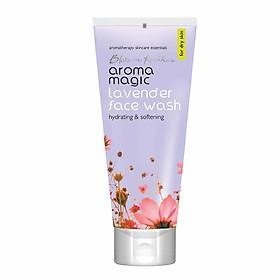 Sữa rửa mặt Aroma Magic hoa oải hương Lavender Face Wash - 100ml