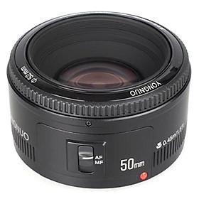 Lens Yongnuo Af-S 50F1.8 Dành Cho Nikon - Hàng Nhập Khẩu