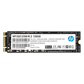Ổ Cứng SSD M.2 HP S700 120GB